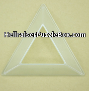 Clear Cube Stand Hellraiser Puzzle Box